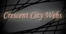 Crescent City Webs Logo