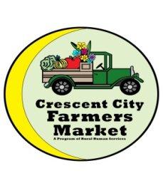 Crescent City Farmers Market - Saturdays, Del Norte County Fairgrounds