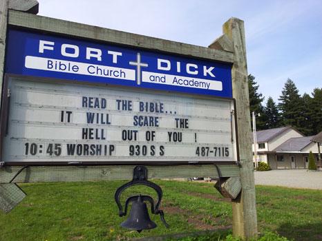 Fort Dick Bible Church